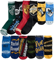 Harry Potter 12 Days of Socks Gift Box