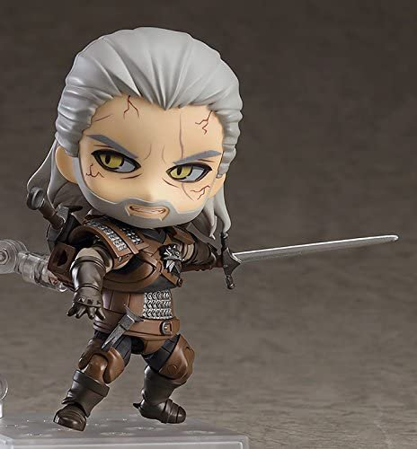 The Witcher 3: Wild Hunt Geralt Nendoroid Figure