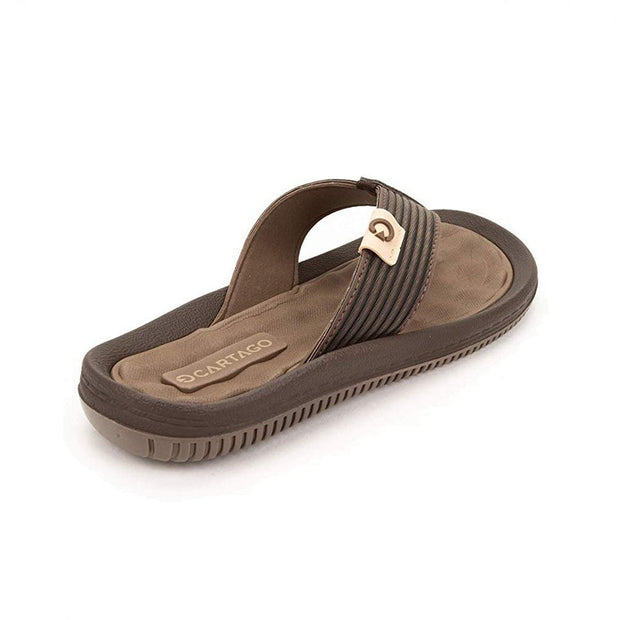 CARTAGO DUNAS VI MEN'S SANDALS CONFORMING EVA INSOLE - BROWN SIDE