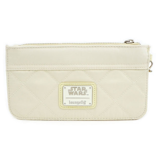 Loungefly x Star Wars Princess Leia Flap Wallet  - BACK
