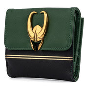 Marvel Loki Hardware Wallet with Zip Coin Pouch - May Preorder