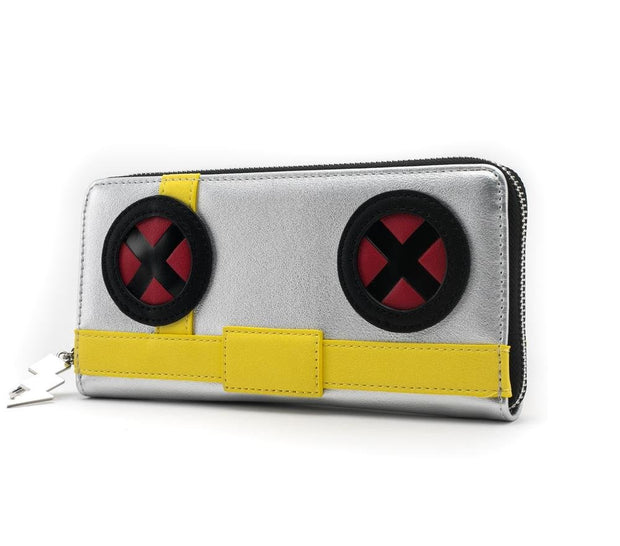 LOUNGEFLY X MARVEL STORM WALLET - SIDE