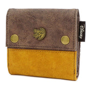 LOUNGEFLY X THE LION KING TRIBAL WALLET - SIDE