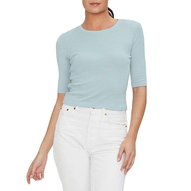 Lilly Shine Cropped Tee