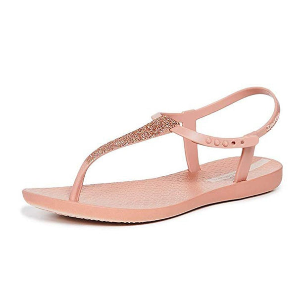 IPANEMA WOMEN'S SHIMMER SANDAL - PINK OUTSIDE