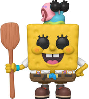 SpongeBob Squarepants in Camping Gear POP! Vinyl Figure