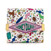 LOUNGEFLY X HARRY POTTER HONEYDUKES CANDIES WALLET - FRONT