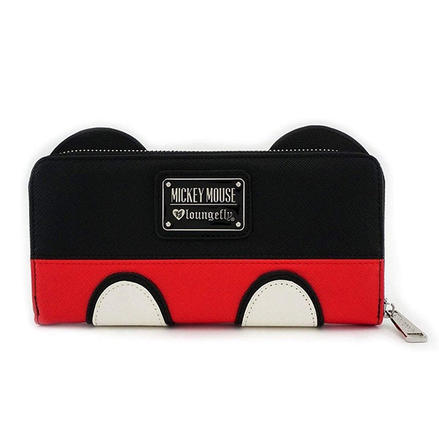 Loungefly Disney Mickey Ears Wallet - BACK