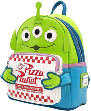 Disney Pixar Toy Story Pizza Planet Alien Mini Backpack
