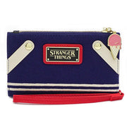 LOUNGEFLY X STRANGER THINGS SCOOPS AHOY COSPLAY CANVAS WALLET - BACK
