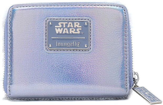 Star Wars Empire Strikes Back 40th Anniversary Hoth Sherpa Zip-Around Wallet
