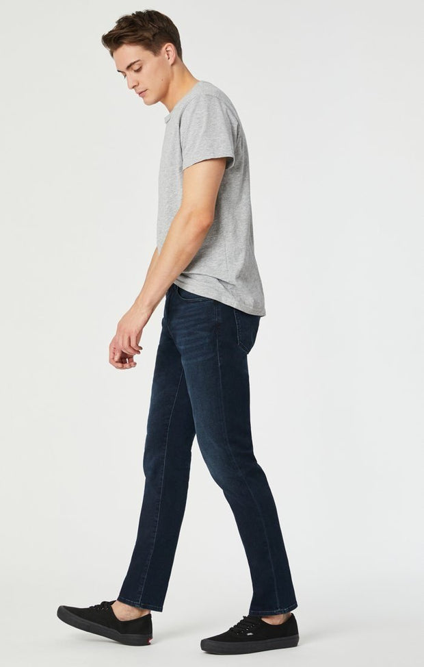 Jake Regular Rise Slim Leg Jeans