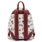 Marvel Spider-Man Floral Allover Print Mini Backpack - April Preorder