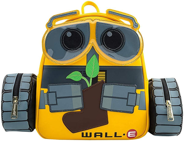 Disney Pixar WALL-E Plant Boot Mini Backpack