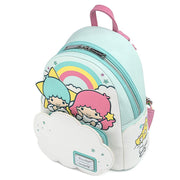 Sanrio Little Twin Stars Two Stars on Cloud Mini Backpack - Aerial View