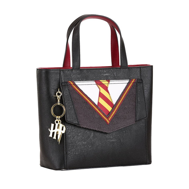 Loungefly Harry Potter School Uniform Faux Leather Crossbody - FRONT