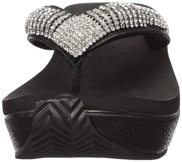 Selina Thong Wedge Sandal