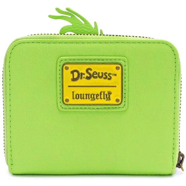 Dr. Seuss The Grinch Cosplay Wallet