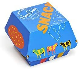 Junk Food Socks 2-Pack Gift Box
