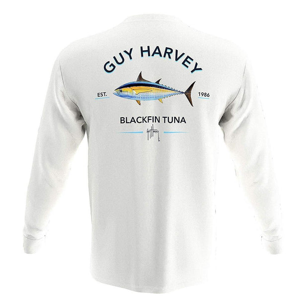 Blackfin Tuna Long Sleeve Pocket T-Shirt