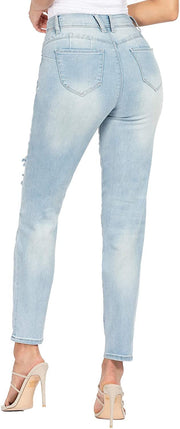 Junior Wannabettabutt Hybrid Dream High-Rise Skinny Jean