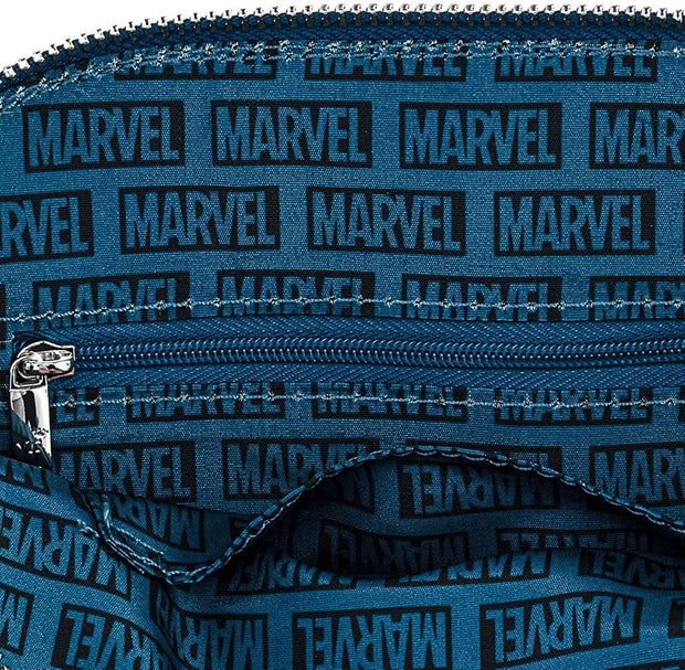 Marvel Skottie Young Chibi Group Crossbody Bag