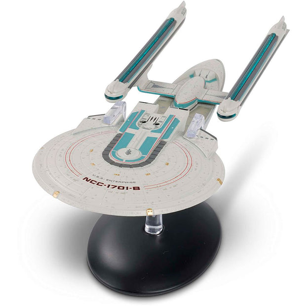 Star Trek 'The Official Starships Collection': #40 U.S.S. Enterprise NCC-1701 B