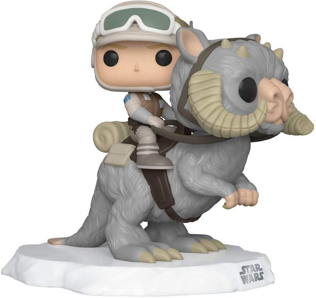 Funko Pop! Deluxe: Star Wars- Luke on Taun Taun