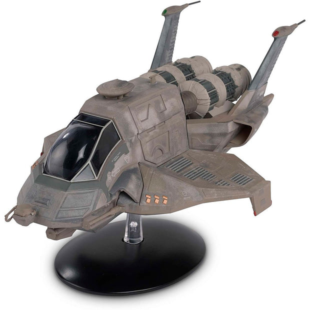 Battlestar Galactica 'The Official Ships Collection': #10 Modern Raptor