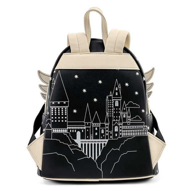 Harry Potter Hedwig Letter Mini Backpack - Back