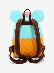 Disney Mickey & Minnie Sweets Ice Cream Mini Backpack - back