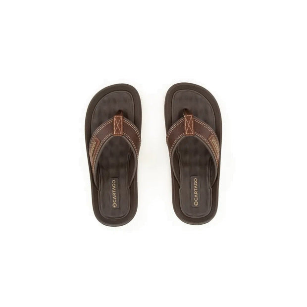 CARTAGO DUNAS II MEN'S SANDALS - BROWN TOP