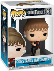 Funko Pop! Disney: Haunted Mansion Portraits - Constance Hatchaway (Styles May Vary), Multicolor