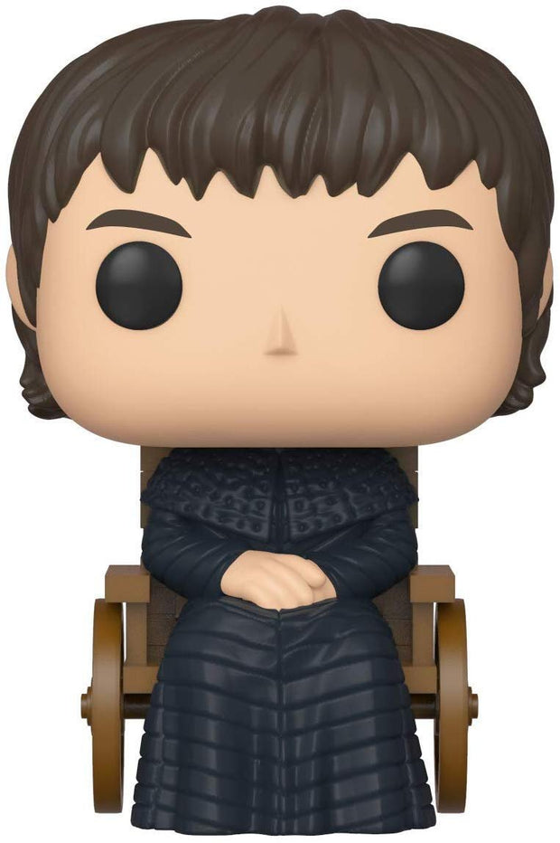 Funko Pop! TV: Game of Thrones- King Bran The Broken