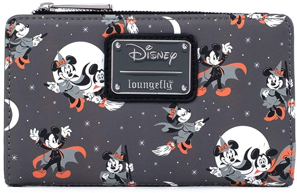 Official Loungefly Disney Mickey Mouse Plane Crazy Mini Backpack