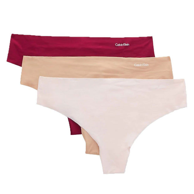 Invisibles Thong 3-Pack