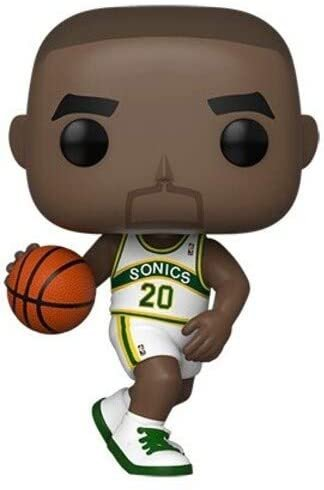 Funko POP! NBA: Legends - Gary Payton (Sonics Home)