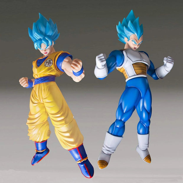 Tamashii Nations Dragon Ball Z Figure-Rise Standard SSGSS Goku Special Color Version Model Kit