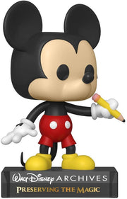 Funko Pop! Disney: Archives - Classic Mickey, Multicolour