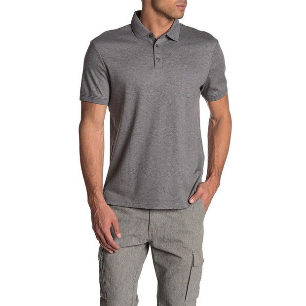 Regular Fit Liquid Touch Solid Polo Shirt