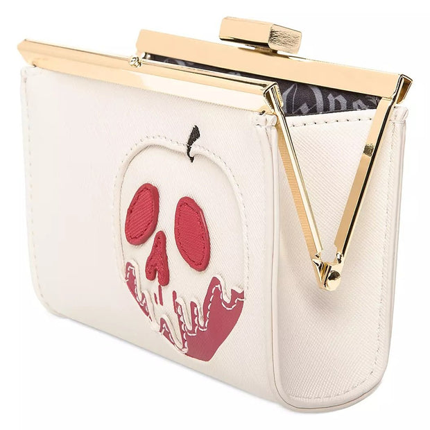 Loungefly x Disney Snow White Just One Bite Poison Apple Wallet - SIDE