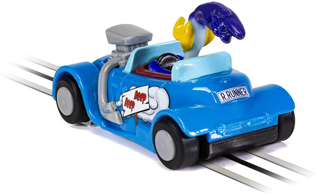 Micro My First Scalextric Looney Tunes Roadrunner Slot Race Car