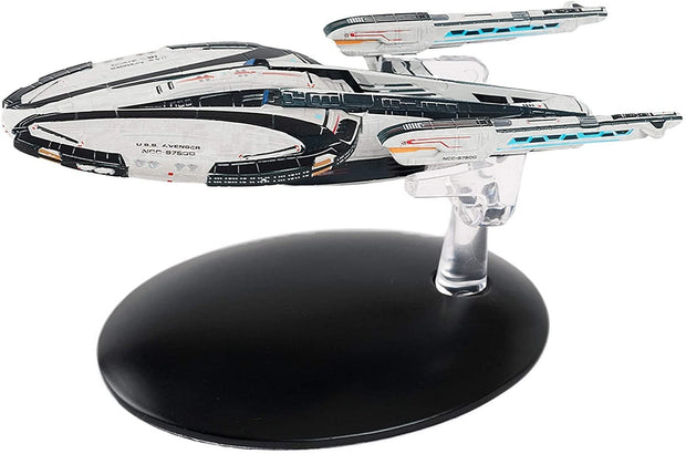 Hero Collector Official Star Trek Online Starships Collection - #11 Avenger-Class Federation Battlecruiser