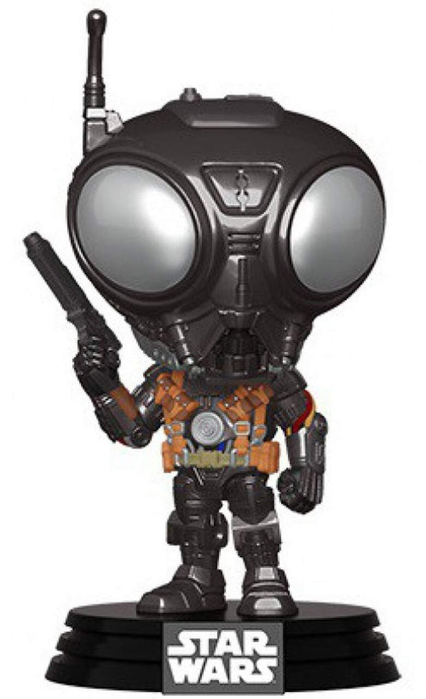 Funko Star Wars: The Mandalorian - Q9-Zero, Multicolour
