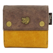 LOUNGEFLY X THE LION KING TRIBAL WALLET - FRONT