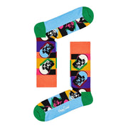 Andy Warhol Skull Socks Gift Box Set - 3-Pack