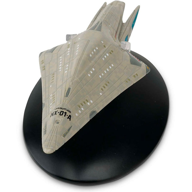 Star Trek 'The Official Starships Collection': #17 U.S.S. Dauntless NX-01-A
