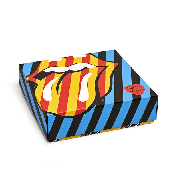 Rolling Stones Stripes Socks Box Set - 3-Pack