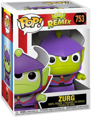 Funko Pop! Disney: Pixar Alien Remix - Alien as Zurg Vinyl Figure