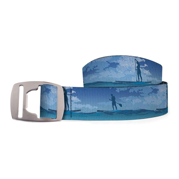 Artisan 2 Bottle Opener Buckle Belt - Sup Bluesky